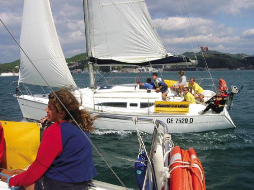 Patente Nautica entro e senza limiti - Corsi di vela