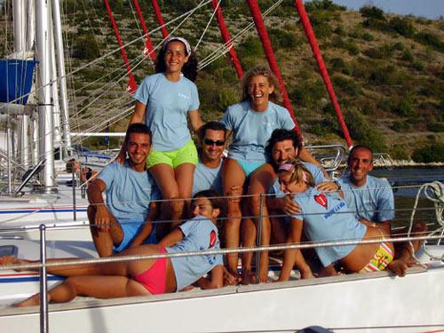 equipaggio_vivere la vela_roma