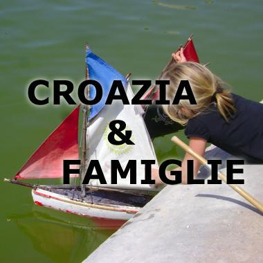 vacanze famiglie con bambini croazia barca