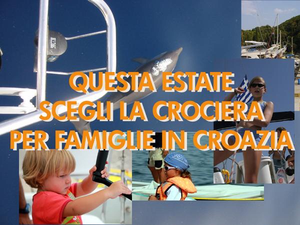 vacanze famiglia barca a vela