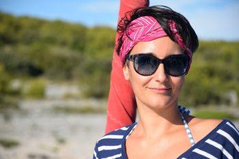 Claudia Mencaroni Docente Corso di Scrittura Creativa in Barca per Ragazzi
