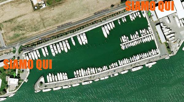 scuola vela porto romano roma fiumicino