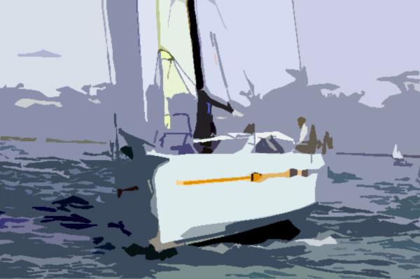 presentazione dei corsi di vela a roma fiumicino ostia