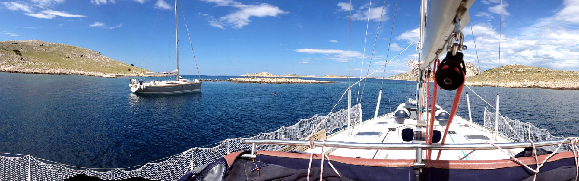famiglie con bambini vacanze crociere barca a vela in croazia