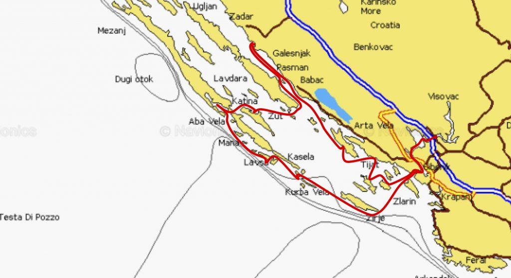 Vacanze Croazia Crociera Vela amici gruppi flottiglia Famiglie