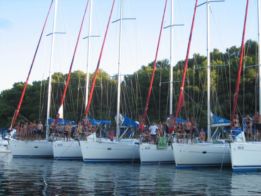 Crociere in Flottiglia Barca a vela